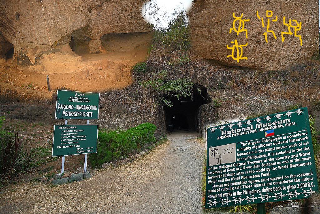 Angono Petroglyphs