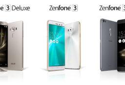 Complete ZenFone 3 Family